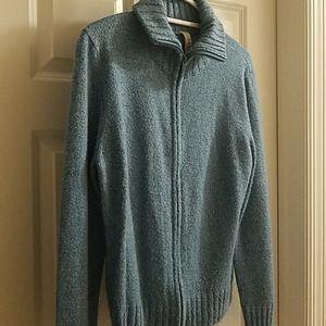 LA Blues Blue Sweater